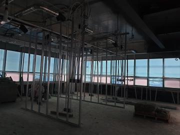 BT-IT 융합센터 건립공사 2021년05월04일 지상4층