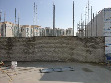 BT-IT 융합센터 건립공사 2021년05월03일 지붕층