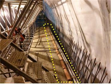 별내선(8호선연장) 2공구 건설공사 모범사례사진1