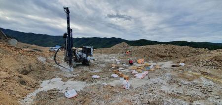 진접선(4호선연장) 차량기지 2공구(차량기지) 건설공사 2021년09월17일 Sta,0+860~900